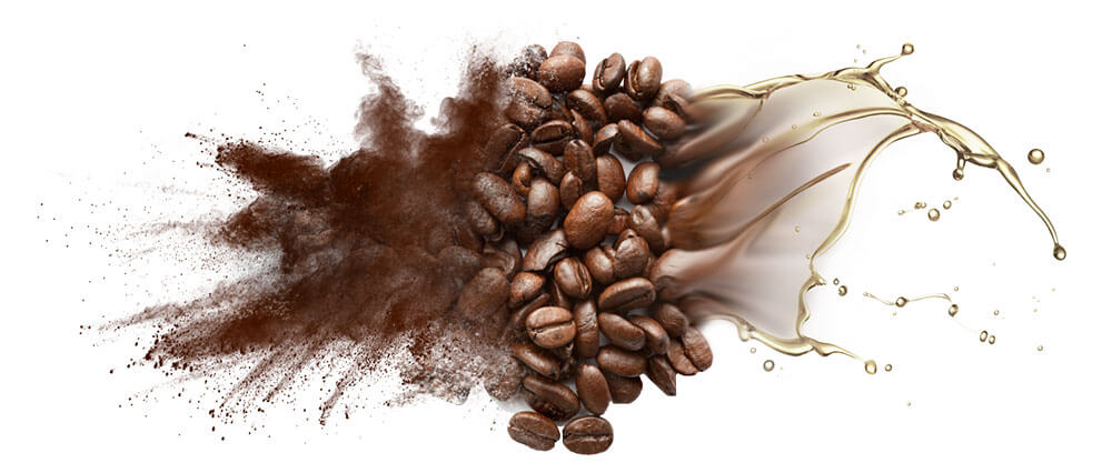 Caffeine oils and oil powders bulk supplier & wholesaler