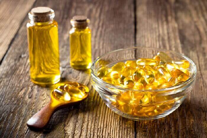 oil and oil powder ingredients with Omega 3-6-9