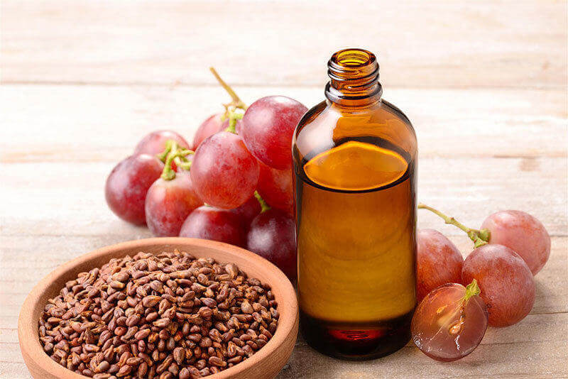 Grape seed oil and oil powder wholesalers
