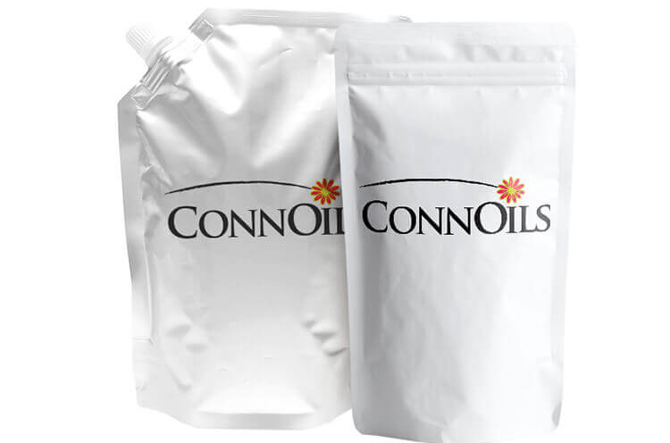 Bulk supply pouches for oil & oil powder products  Know what's in
